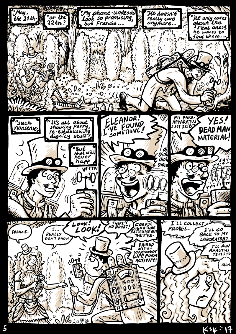 Pocket Zombies - Page 5