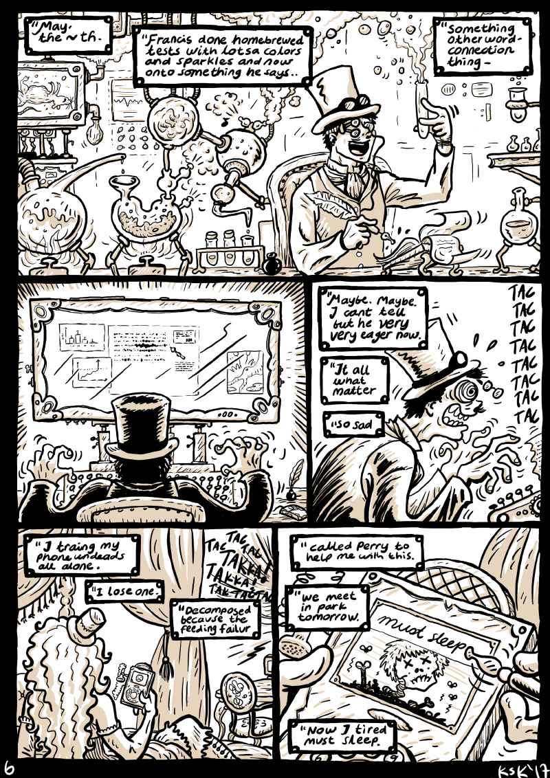 Pocket Zombies - Page 6